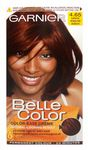 GARNIER BELLE HAIR COLOUR 4.65 NATURAL DEEP RED AUBURN